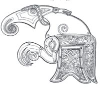 Anglo saxon tattoo designs google search items for for Saxon warrior tattoos