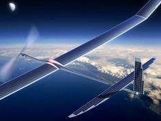 Liefert Google mit Solardrohnen bald schnelles 5G-Internet?