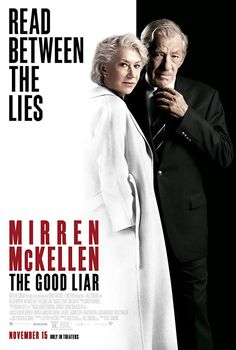 IMDB Rating: Directed: Bill Condon Released Date: 15 November 2019 Types: Crime ,Drama ,Mystery Film Stars: Helen Mirren, Ian McKellen, Russell Tovey Movies 2019, Sci Fi Movies, Movies To Watch, Good Movies, Movie Tv, Movies Free, Helen Mirren, Russell Tovey