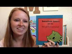 Usborne Jonathan James and the What If Monster - YouTube @UsborneBookBattalion on Facebook, YouTube, and Instragram! www.UsborneBookBattalion.com