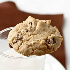 Chocolate Peanut Butter Cookies by Cooking Light