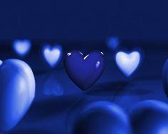 Sad Blue Heart