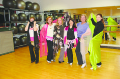 Tone your body while enjoying the mystery of an ancient art combined with modern and trendy dance flair. The grade and fluidity of belly dancing is an excellent tension reliever, fantastic for toning your body, and improving flexibility. Visit http://www.obparks.org/fitness/aerobics.asp for more information on grew classes at the Oak Brook Park District!