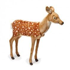 Hansa Standing Bambi Deer