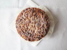 LILLALUND: Apfelkuchen mit Marzipan-Mandelstreuseln