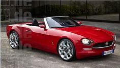 Fiat 124 Spider Photos and Specs. Photo: Fiat 124 Spider auto and 23 perfect photos of Fiat 124 Spider Mazda Mx 5, Fiat Sport, Sport Cars, Fiat Abarth, Bmw Cs, Sports Car Names, Opel Gt, Convertible, Porsche