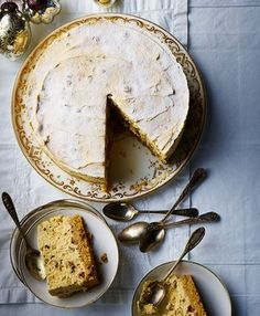 Christmas cheesecake from the Booths Christmas book 2014 by smithandvillage. Photography by Craig Robertson and food by Angela Boggiano