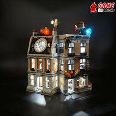 Kyglaring LED Light für LEGO 21043 Architecture San Francisco Beleuchtung
