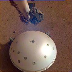 NASA's InSight Lander Captures Audio of First Likely 'Quake' on Mars | NASA