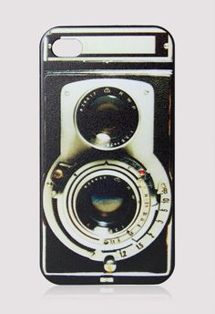 Vintage Camera IPhone Case.  | http://phonecasecollections.blogspot.com