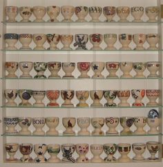 Emma Bridgewater Egg Cup Collection