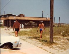In 1961-1965 I lived on Sullivan's Island. We spent a lot of time during the summers on the Isle of Palms. The clubs at night, Old Side, Light House and the new Sea Side. The Old Side would sometimes have the Riveras or Dardenelles, both very good bands. The Light House would sometimes have Piano Calvin who also played at the Sands west of the Ashley. The New Sea Side would have big name bands like the Temptations.  During the day we would hang out at Walter's where the beer was 30¢. During The Day, During The Summer, Sullivans Island, Isle Of Palms, Sea Side, Light House, Sands, Old Houses, Cool Bands