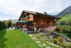 Charming chalet for rent in French Alps