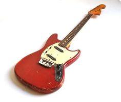 Fender Duo-Sonic II 1964 #vintageandrare #vintageguitars #vandr