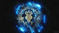 Alliance Symbol World of Warcraft HD Wallpaper
