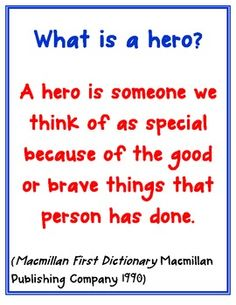 bulletin boards themes and heroes | Heroes - Elementary Matters - TeachersPayTeachers.com