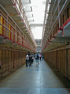 Take a ferry out to The Rock. Note that visiting Alcatraz requires some planning, so book well in advance!