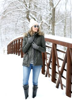 Penny Pincher Fashion: Winter Wonderland