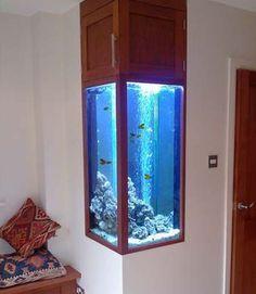 Amazing Aquarium Design Ideas For Indoor Decor 47