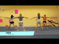 Chant/ cheer / dance