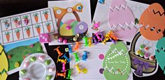April Themed Learning Kit for Your Preschooler