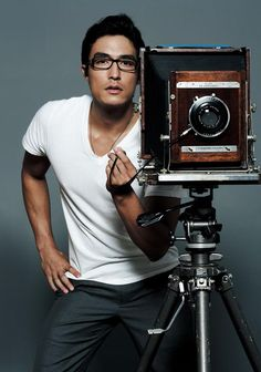 """Daniel Henney, loved him in """"My Lovely Kim Sam Soon""""! Handsome and has perfect English #kdramahotties"""