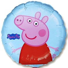 Parental Rip Off - Peppa Pig foil baloon