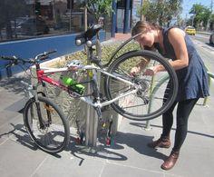 Public Bike Repair Station Pinteres