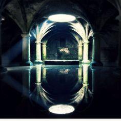 Mazagão | Mazagan | El Jadida  Marrocos  Sala Cisterna - Arquitectura Portuguesa Quinhentista.