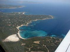 Photo aérienne de Anse de Chevanu - Corse-du-Sud (2A)