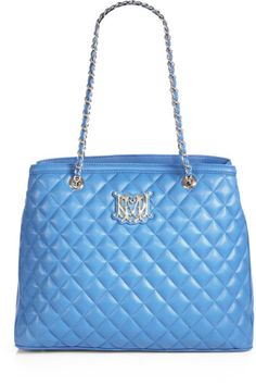 Love this: Borsa Manici Quilted Tote Bag @Lyst