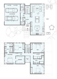 2,550 square feet 2 Story 4 Bedroom 2.5 Bathroom