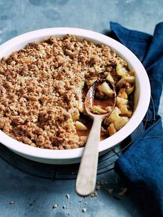 An easy one-pan dessert perfect for cooler nights.