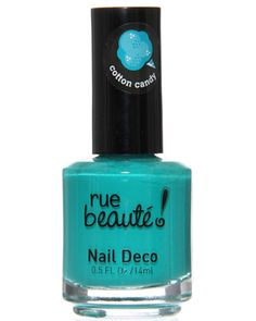 rue21 Cotton Candy Scented Nail Polish. $3.99