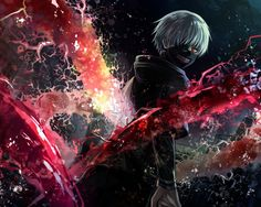 Tokyo Ghoul Wallpapers HD New Tab Themes - Free Addons