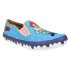 Iced by Irregular Choice dwarf shoes