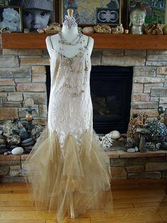 flapper dresses | 1920s Flapper Downton Abbey boardwalk Empire ...