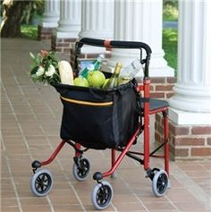 Folding Shopping Cart with Seat Folding Shopping Cart, Shopping Carts, Product Review, Kitchen Cart, Baby Strollers, Gadgets, Home Decor, Products, Folding Shopping Trolley