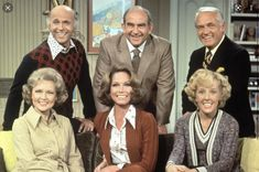 Mary Tyler Moore Show, Tv Show Games, All In The Family, Last Episode, Other Woman, 50th Anniversary, Revolutionaries, American Actress, Tv Shows