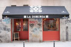 Restaurante La Dominga  C/Espíritu Santo 15  Tlf. 915233809  www.ladominga.es