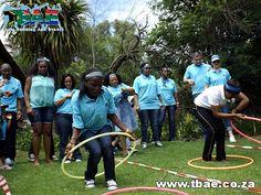 Hula Hoop Races