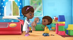 Doc McStuffins: Time For Your Check-Up on DVD 5/7 {Giveaway!}