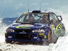 Subaru Impreza WRC rally car Subaru Rally, Subaru Impreza Wrc, Rally Car, Subaru Sport, Wrx Sti, Monte Carlo, Sport Cars, Race Cars, Rallye Wrc