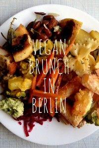 Vegan Guide to Brunch in Berlin Pin1