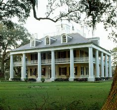 The plantation home that Blanche and Stella grew up in.  The same home Stanley dragged Stella away from, and the one Blanche lost.  The Bella Reve.