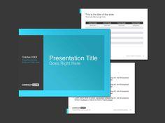 Embed Presentation Slides
