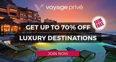 Become a Member and you will have access to our top luxury Destinations at huge Discounts. First Class Member Services, 7 days a week.