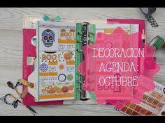 Decoración agenda, Octubre/2015