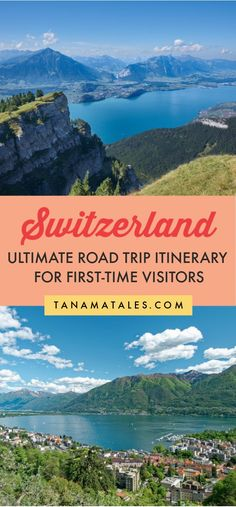 Switzerland Road Trip: Itinerary for First-Time Visitors - Tanama Tales