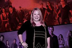 """A Day In The Life Of """"The Vampire Diaries"""" And """"The Originals"""" Executive Producer Julie Plec"""
